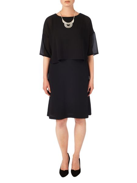 Phase Eight Dionne double layer dress