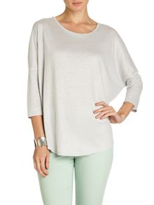 Phase Eight Linen catrina top
