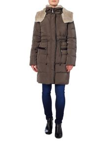 Phase Eight Peta puffer coat