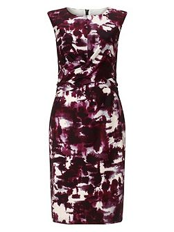 Bruges print dress