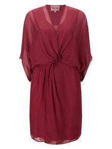 Phase Eight Kacie kimono twist dress