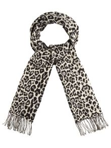 Phase Eight Elen animal print scarf