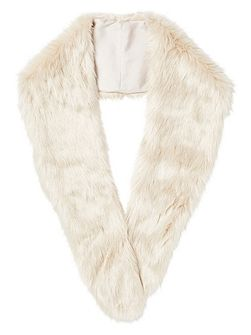Blake faux fur collar