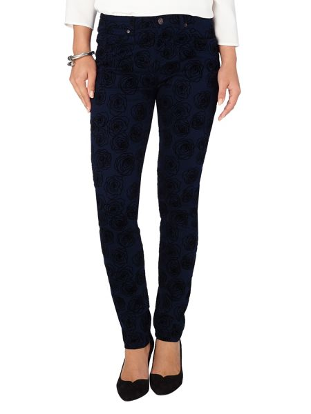 Phase Eight Victoria rose flock jeans