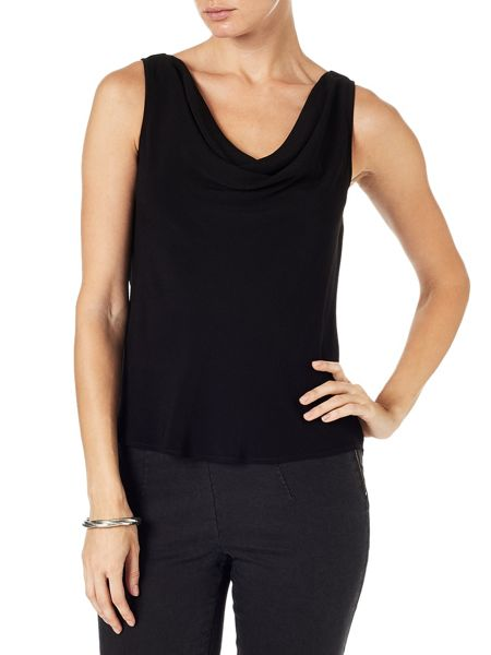Phase Eight Dolores cowl sleeveless blouse