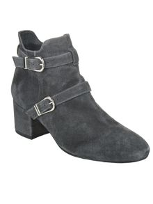 Sanita buckle ankle boots
