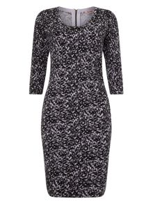 Phase Eight Hallie print dress