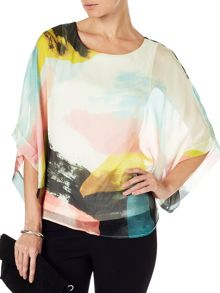 Phase Eight Fabienne Silk Blouse