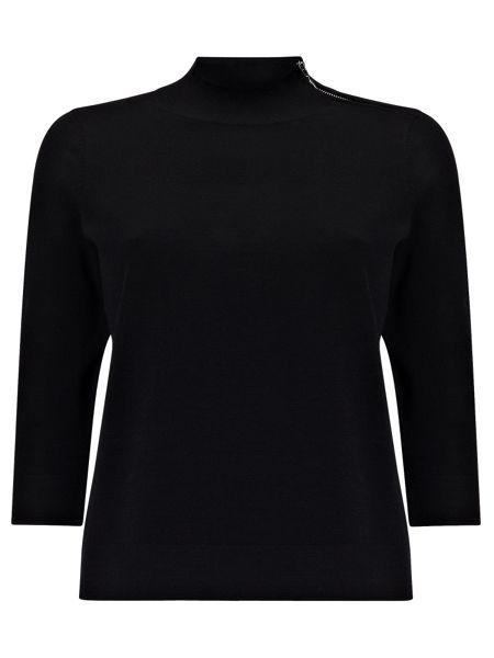 Phase Eight Marlee zip turtle neck knit