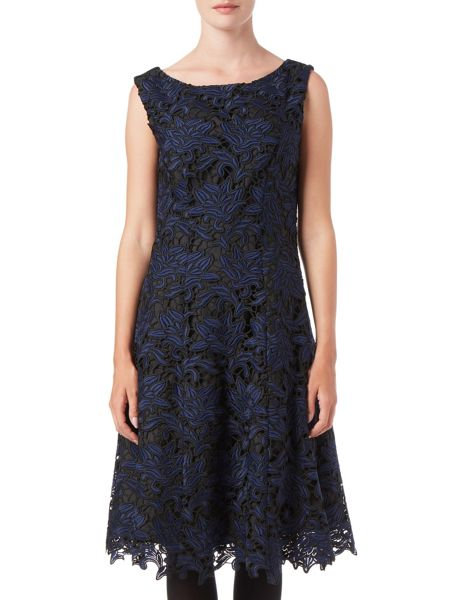 Phase Eight Anouk lace fit & flare dress