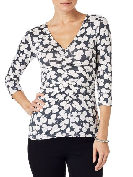 Phase Eight Adita ruched top