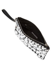 Erica crystal pouch