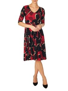 Phase Eight Alena printed dress