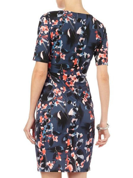 Phase Eight Clairebell square neck dress