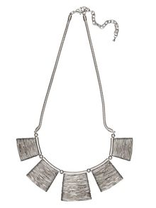 Emilia square necklace