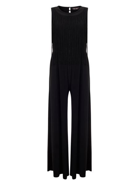 Phase Eight Britt fringed jumpsuit