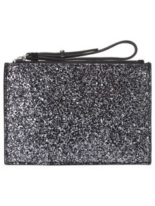 Phase Eight Millie glitter pouch