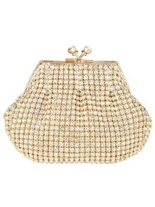 Phase Eight Erin crystal shoulder bag