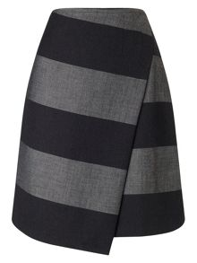 Jennie stripe skirt
