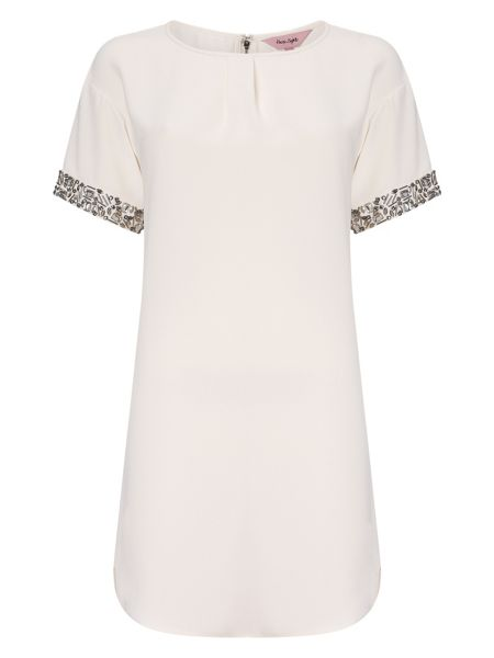 Phase Eight Emma embellished dress