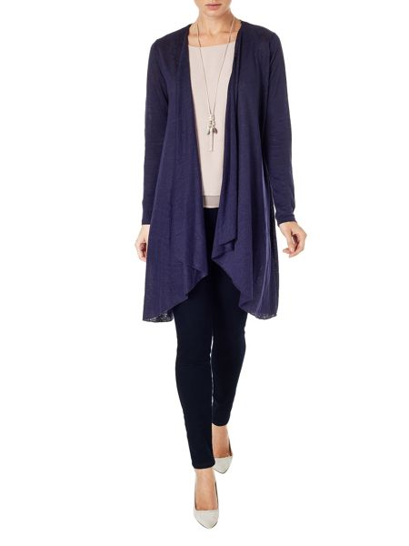 Phase Eight Lea linen cardigan