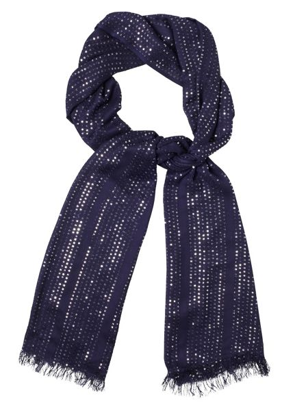 Phase Eight Alexis sequin scarf