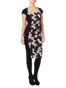 Phase Eight Althea textured dress