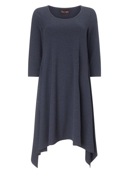 Phase Eight Georgia godet hem dress
