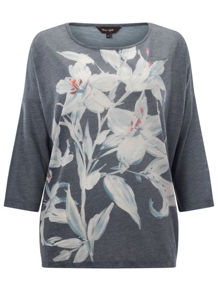 Phase Eight Immy print top
