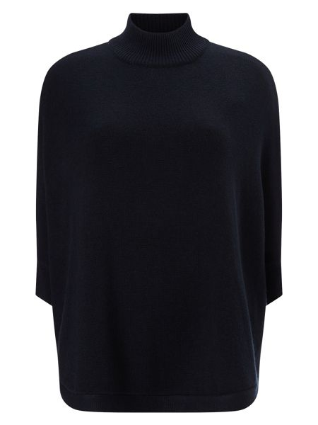 Phase Eight Vanessa cape knit jumper