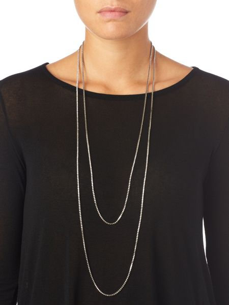 Phase Eight Dinah sparkle necklace