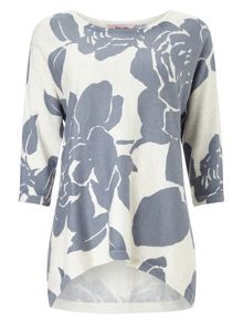 Phase Eight Emely print jumper