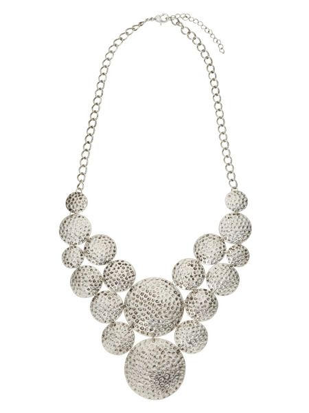 Phase Eight Maria disc necklace