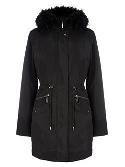 Giana glam parker coat