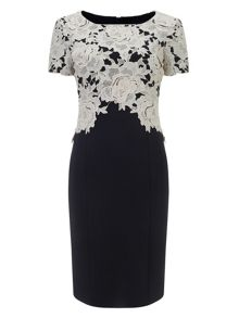 Lucianna lace dress