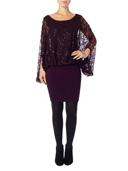 Phase Eight Serrina Sequin Dress