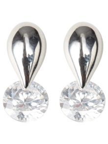 Phase Eight Rita crystal earrings