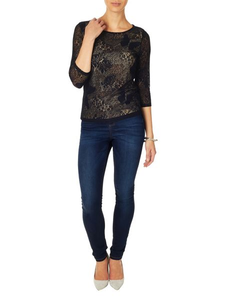 Phase Eight Beata lace top