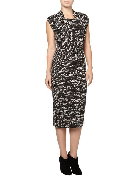 Phase Eight Cici printed dress