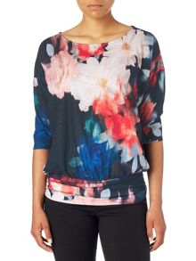Phase Eight Nadia slub top
