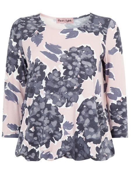 Phase Eight Darota print top