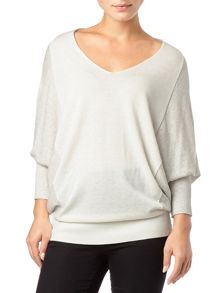 Phase Eight Camila colour block knit jumper