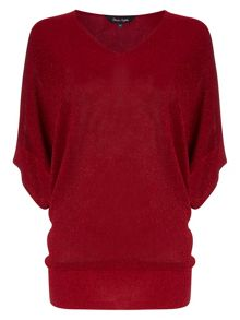 Phase Eight Kareena shimmer knit jumper