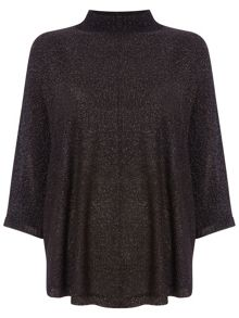 Phase Eight Shimmer melany poncho