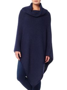 Phase Eight Cashel poncho