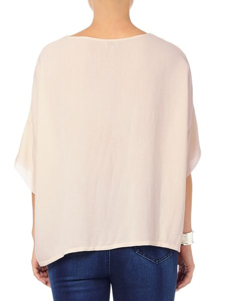 Phase Eight Delilah crepe blouse
