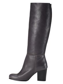 Avaline slouchy leather boots