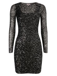 Juana sequin dress