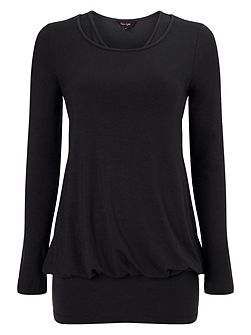Belinda double layer top
