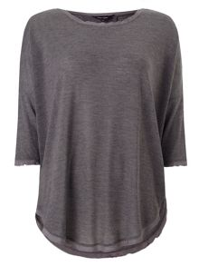 Jules pleat top